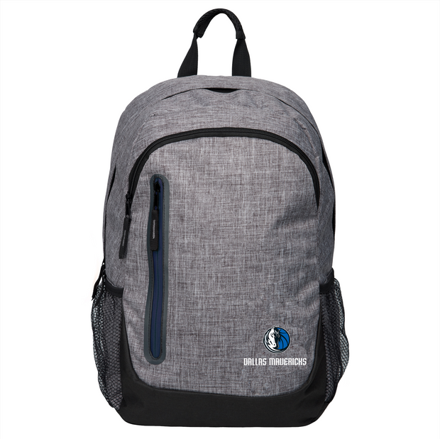 DALLAS MAVERICKS GREY BOLD BACKPACK