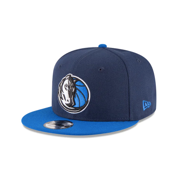 DALLAS MAVERICKS 41.21.1. YOUTH 950 2TONE NAVY SNAPBACK CAP