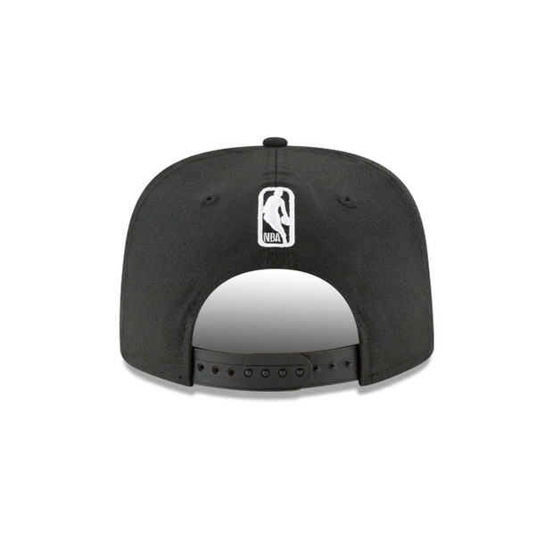 DALLAS MAVERICKS 41.21.1. 950 TONAL BLACK SNAPBACK CAP