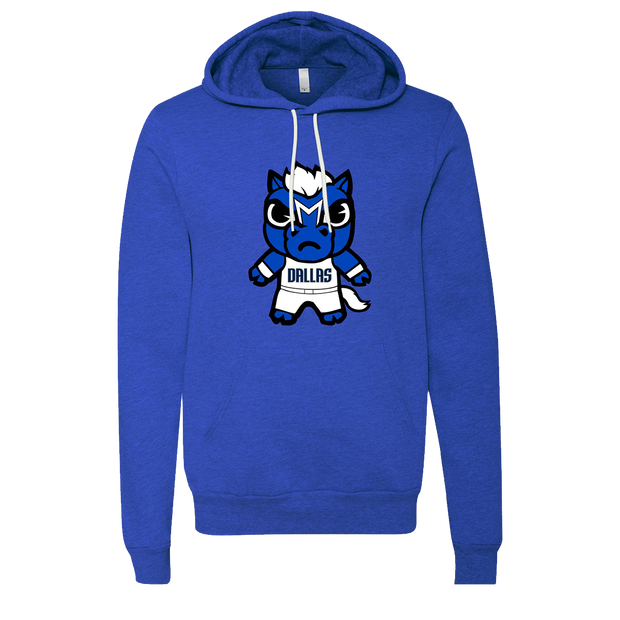 DALLAS MAVERICKS TOKYODACHI CHAMP UNIFORM HOODIE