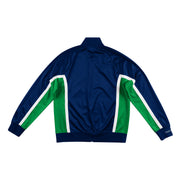 DALLAS MAVERICKS HARDWOOD CLASSIC GAME TRACK JACKET