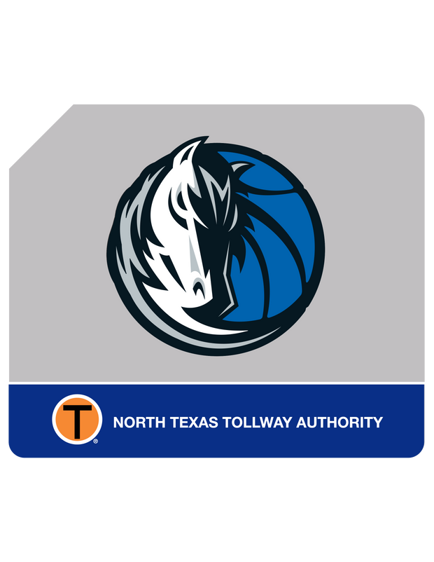 DALLAS MAVERICKS TOLLTAG