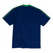 DALLAS MAVERICKS BIG & TALL HARDWOOD CLASSIC OVERTIME V-NECK TEE
