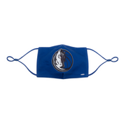 "DALLAS MAVERICKS ""WAR MASK"" HORSE HEAD ADJUSTABLE FACE COVERING WITH FILTER"