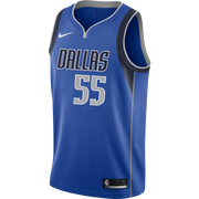 DALLAS MAVERICKS DELON WRIGHT ICON SWINGMAN JERSEY