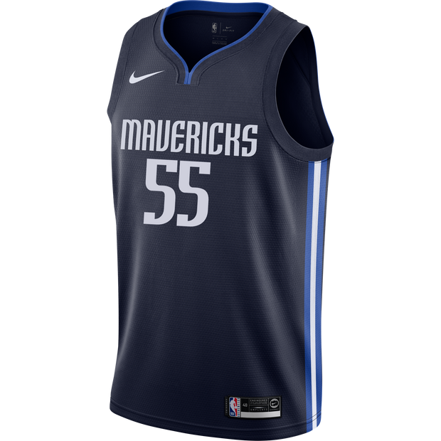 DALLAS MAVERICKS DELON WRIGHT STATEMENT SWINGMAN JERSEY