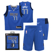 DALLAS MAVERICKS KIDS DONČIĆ ICON JERSEY BOX SET