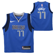 DALLAS MAVERICKS KIDS DONCIC ICON JERSEY