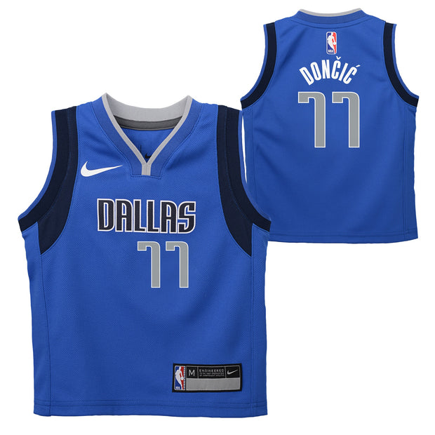 DALLAS MAVERICKS KIDS DONČIĆ ICON JERSEY