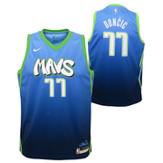 DALLAS MAVERICKS YOUTH DONČIĆ CITY EDITION 19-20 SWINGMAN JERSEY
