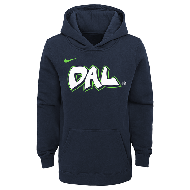DALLAS MAVERICKS YOUTH CITY EDITION 19-20 FLEECE HOODIE