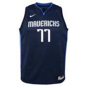 DALLAS MAVERICKS YOUTH DONČIĆ STATEMENT SWINGMAN JERSEY