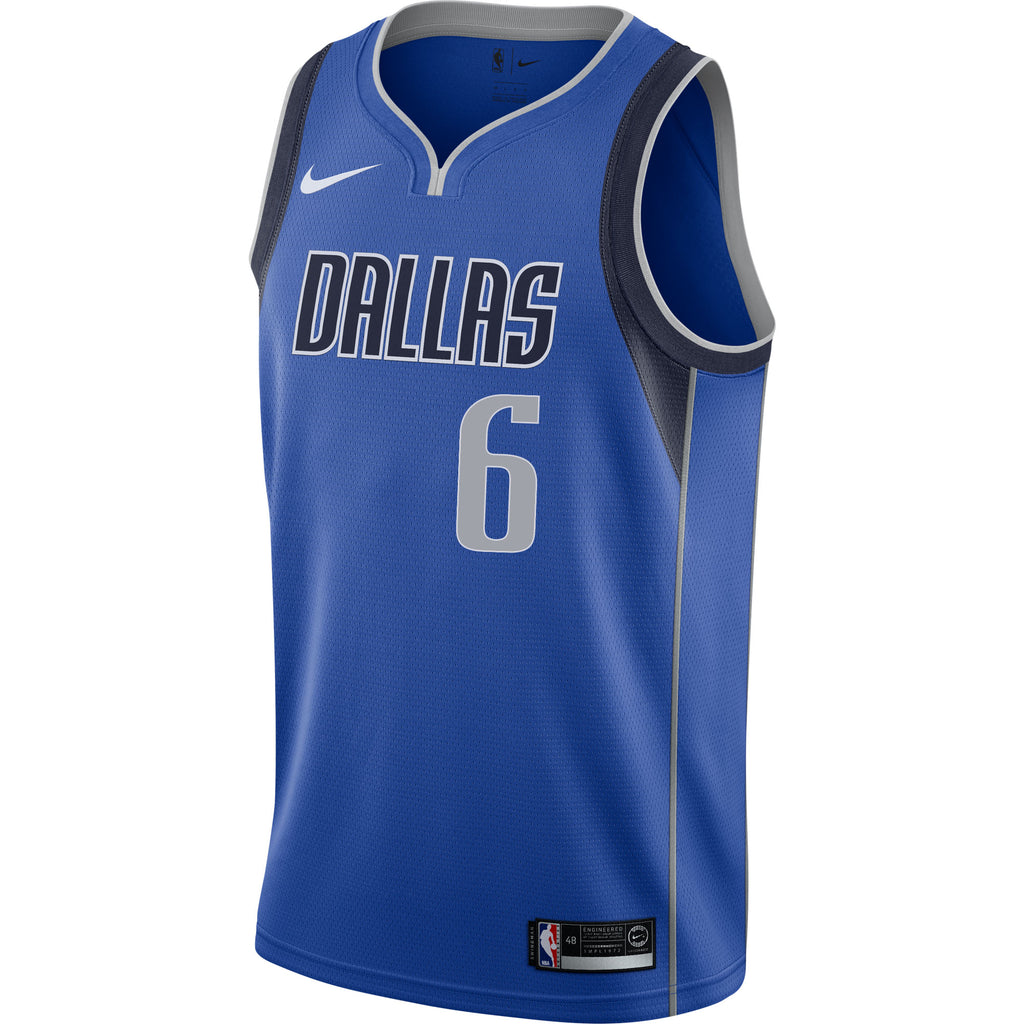 DALLAS MAVERICKS DeANDRE JORDAN NIKE ICON SWINGMAN JERSEY