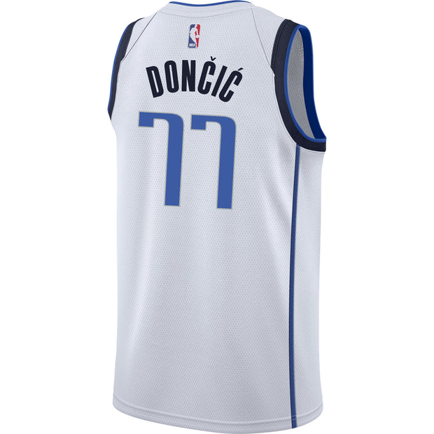 DALLAS MAVERICKS LUKA DONCIC ASSOCIATION SWINGMAN JERSEY