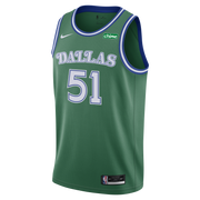 DALLAS MAVERICKS NIKE BOBAN MARJANOVIC 20-21 HARDWOOD CLASSIC SWINGMAN JERSEY
