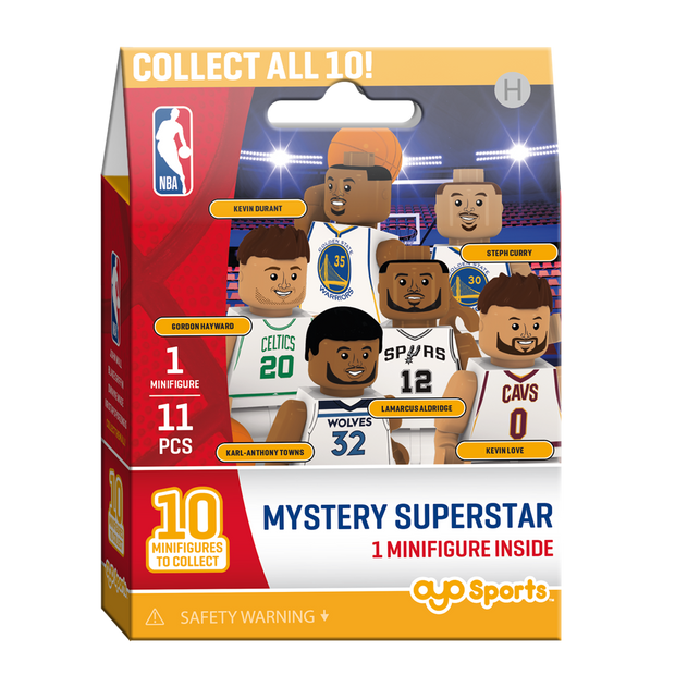 DALLAS MAVERICKS TEAM STAR OYO PACK