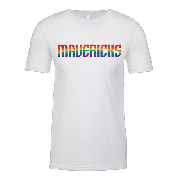 DALLAS MAVERICKS 2019 PRIDE TEE