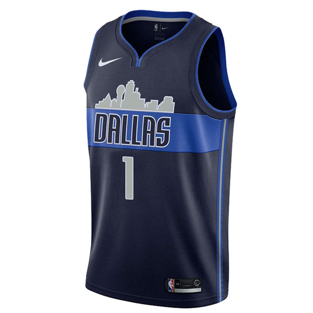 DALLAS MAVERICKS DENNIS SMITH JR NIKE STATEMENT SWINGMAN JERSEY