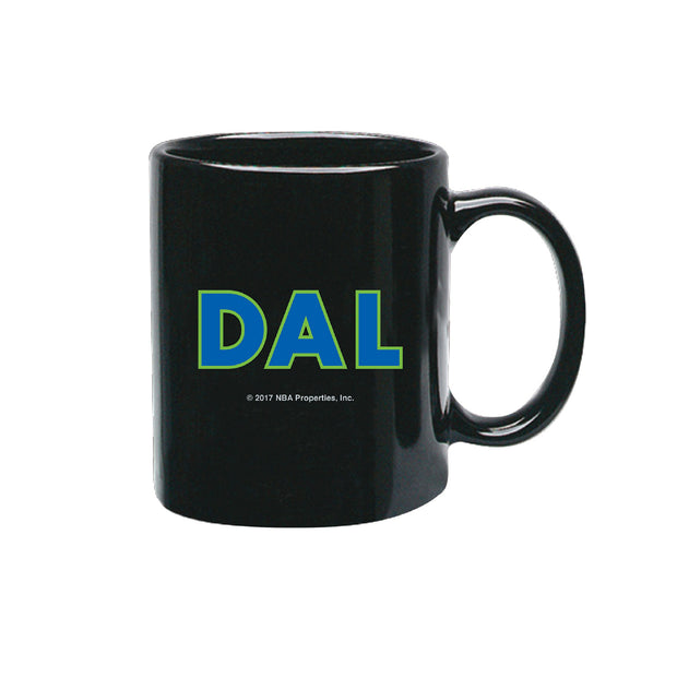 DALLAS MAVERICKS '17 11 OZ CITY EDITION COFFEE MUG