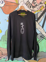 Glow-In-Some-Dark Long Sleeve Tee