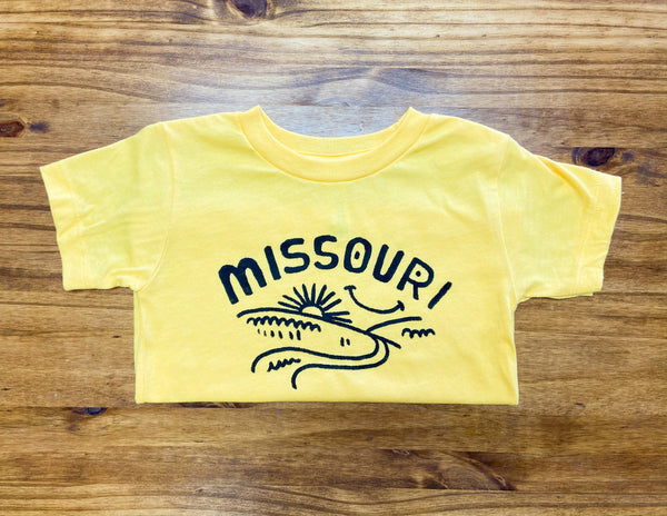 Missouri Smiley Youth Tee