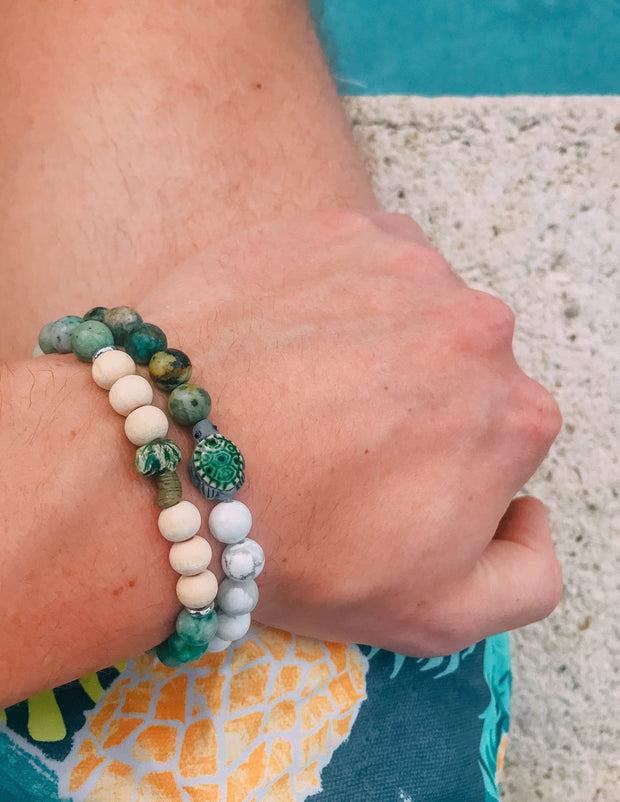 sea turtle bracelet l save the whales