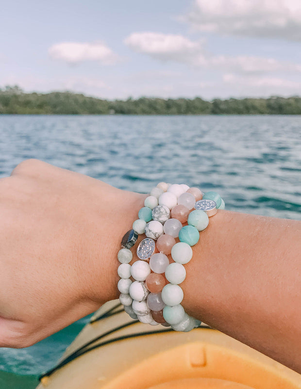 Bracelet Small Coral Reef