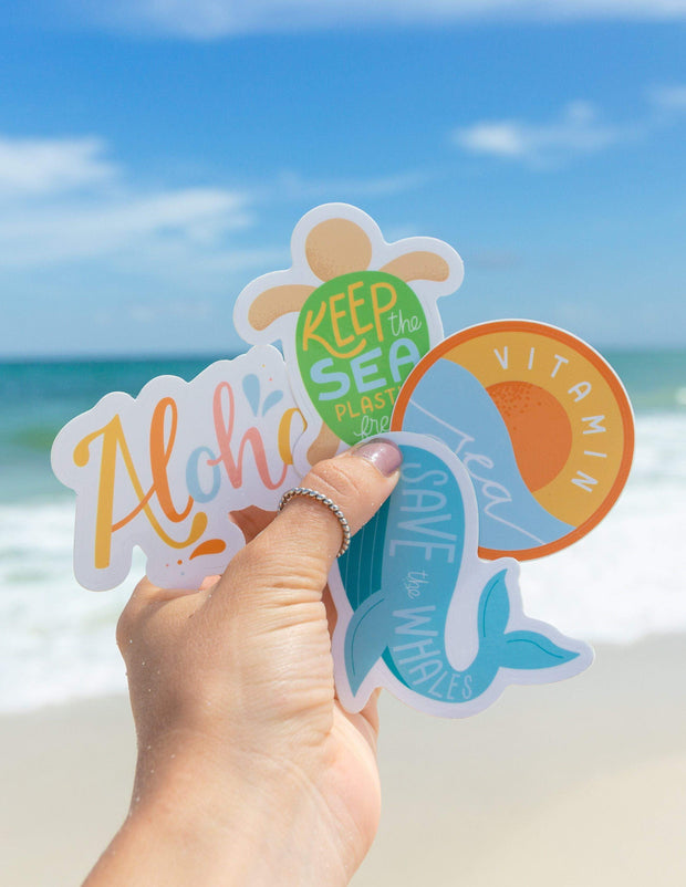 Sticker Kauai Sticker Pack