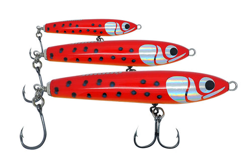 Orphic Bait 3 pack  - 140mm, 190mm, 220mm