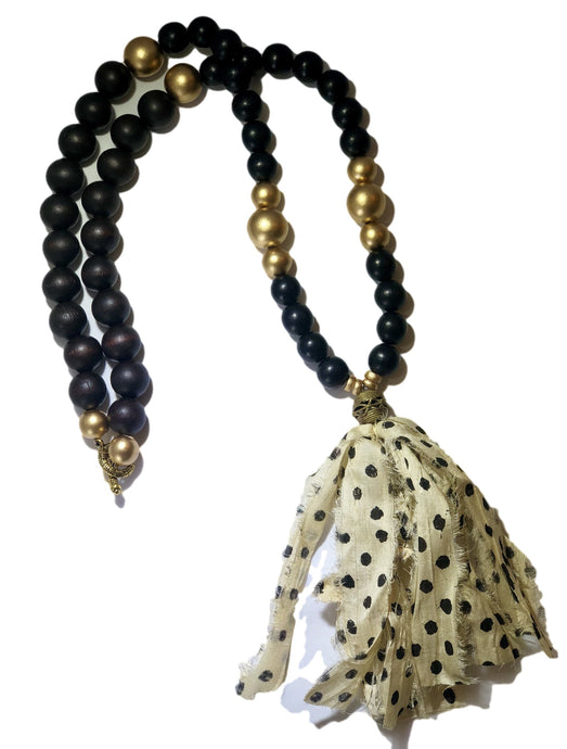 Polka Dots Please Necklace