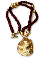 Load image into Gallery viewer, FSU Necklace - Football