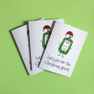 Pack of 3 - Christmas Spirit