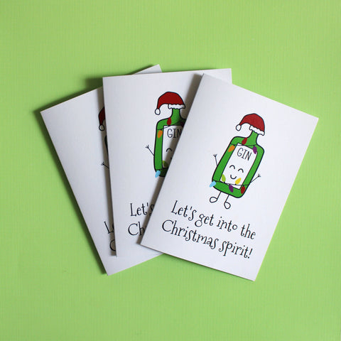 Christmas Spirit Pack of 3