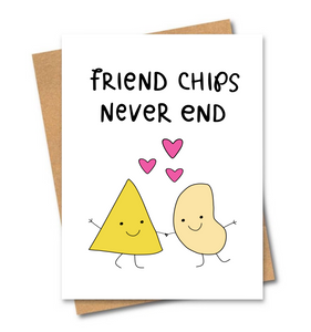 Friend Chips Never End