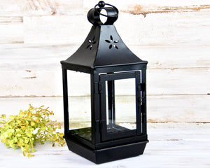 Black lanterns, Metal carriage style lantern, Country home decor, Fall decorations, Farmhouse finds, Autumn decor, JaBella Designs