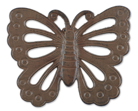 Butterfly stepping stone, Spring garden decor, Butterflies, Cast iron stepping stone, Pathway stones, JaBella Designs, Outdoor living decor, Patio supplies, Murfreesboro