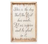 Inspirational Christian wall art