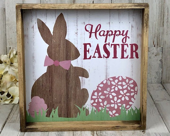Happy Easter, Easter, Clearance, Spring, Sale, Farmhouse, Cottage Chic, JaBella Designs