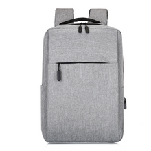Load image into Gallery viewer, Trendy High Quality Unisex Waterproof  Backpack with USB Port and Laptop Pocket
