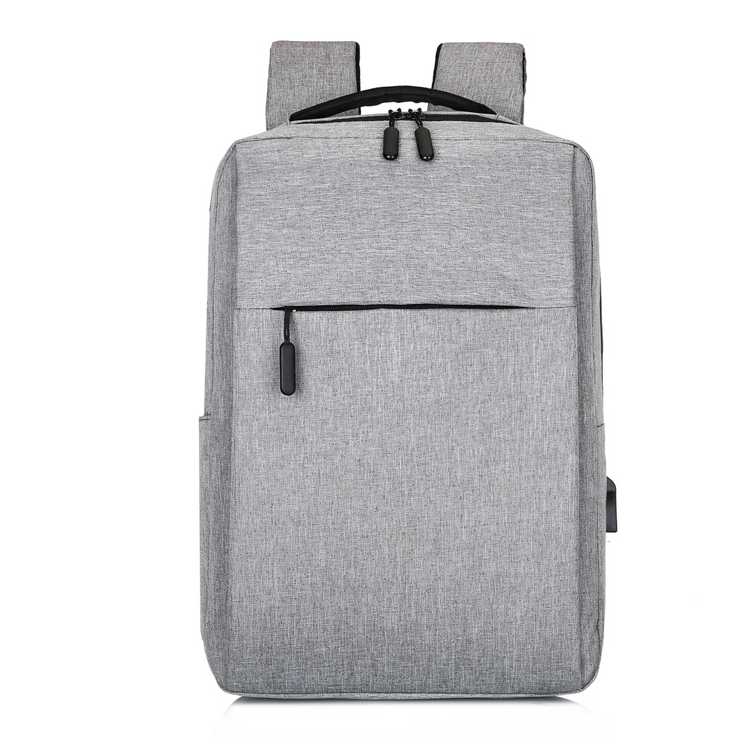 Trendy High Quality Unisex Waterproof  Backpack with USB Port and Laptop Pocket