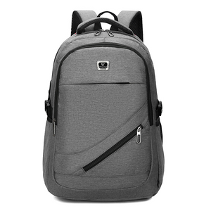 "New Design Large Capacity up to 17""Laptop Pocket,Waterproof School   Backpack with USB Port"