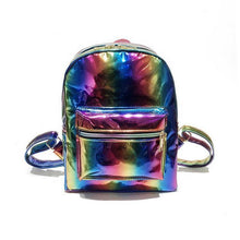 Load image into Gallery viewer, Laser Colorful Mini Backpack