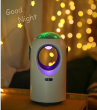 Load image into Gallery viewer, Electric USB Mosquito Repellent Killer LED Ultraviolet Light