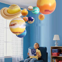 Load image into Gallery viewer, Inflatable Solar System