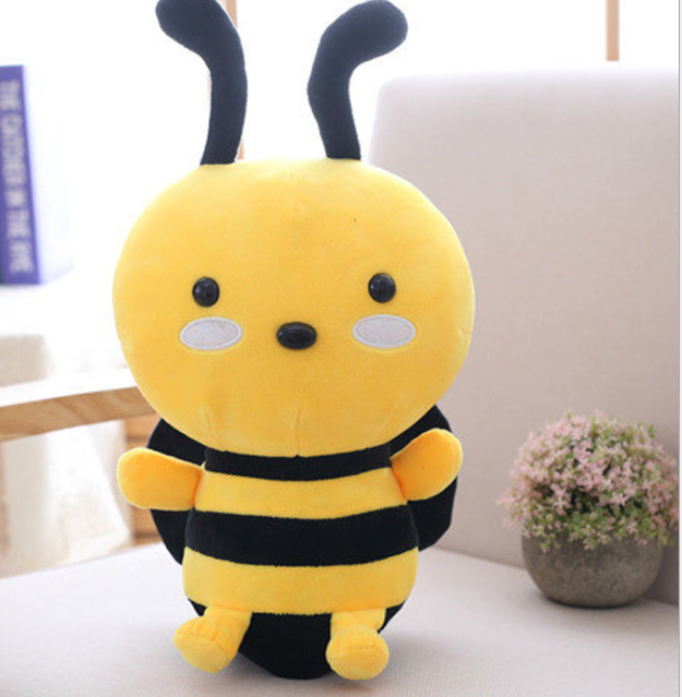 Honeybee Soft Stuffed Plush Toy