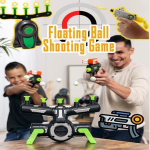 Floating Ball Shooting Game Air Hover Shot Floating Target Game for Holiday Season & Parties Fun Party Supplies Dropshipping