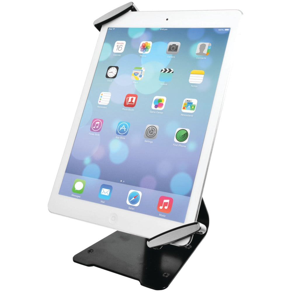Cta Digital Universal Tablet Antitheft Security Grip With Stand