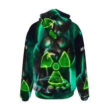 Load image into Gallery viewer, All-Over Print Unisex Heavy Fleece Zip Up Hoodie