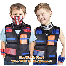 Load image into Gallery viewer, Two Vests Set for Nerf Gun