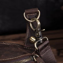 Load image into Gallery viewer, Crazy Horse Leather Small  Drop Leg Bag